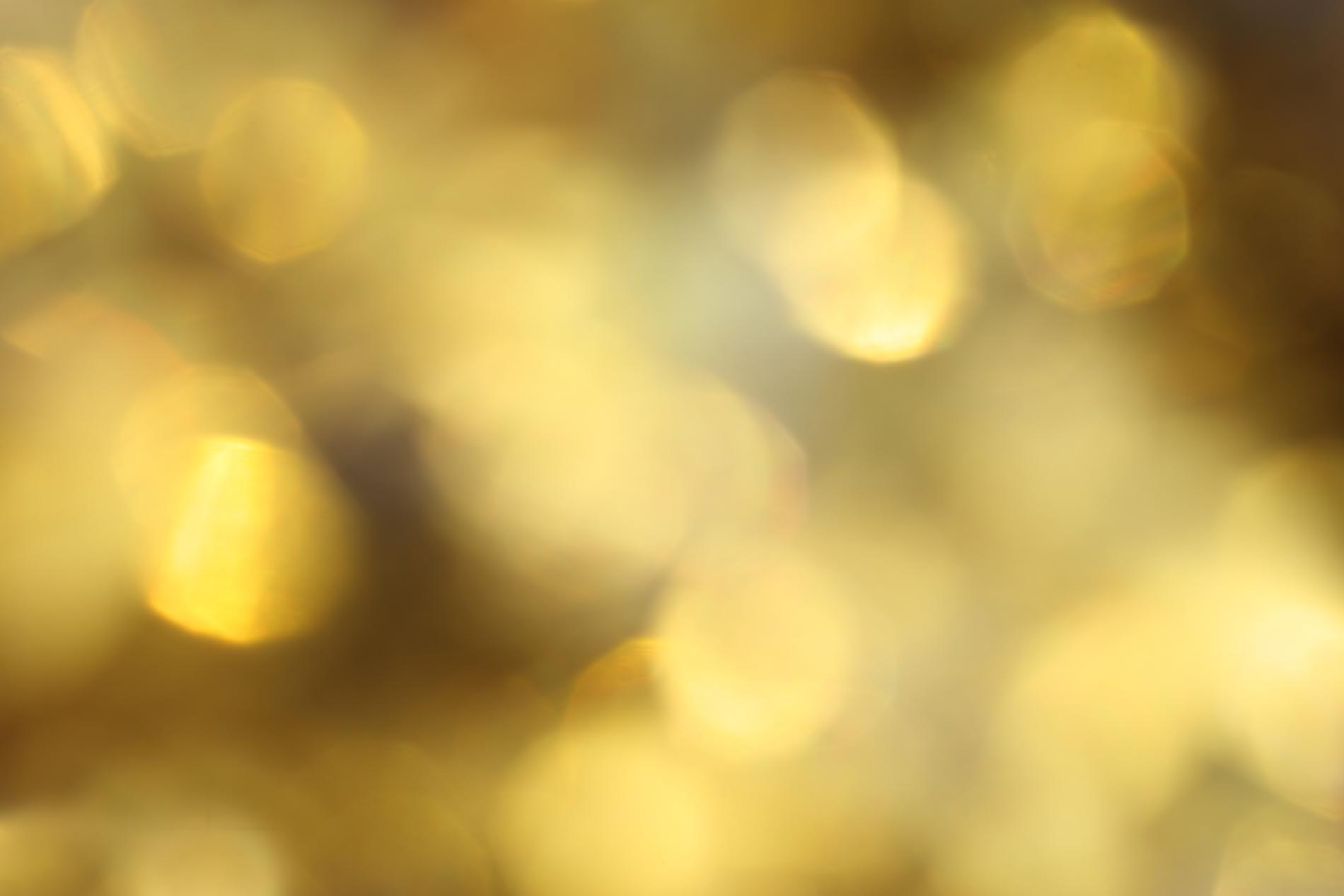 abstract holiday bokeh background